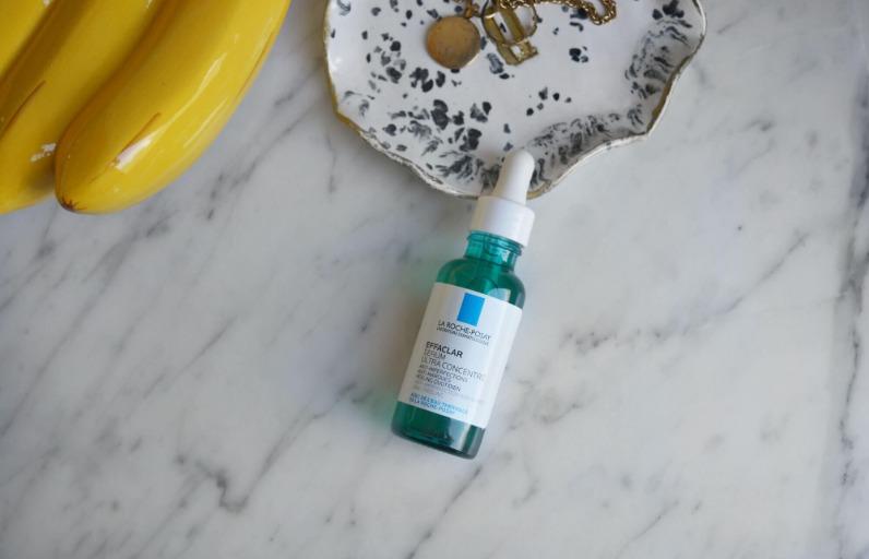 Deniyoruz: Peeling Etkili La Roche Posay Effaclar Serum
