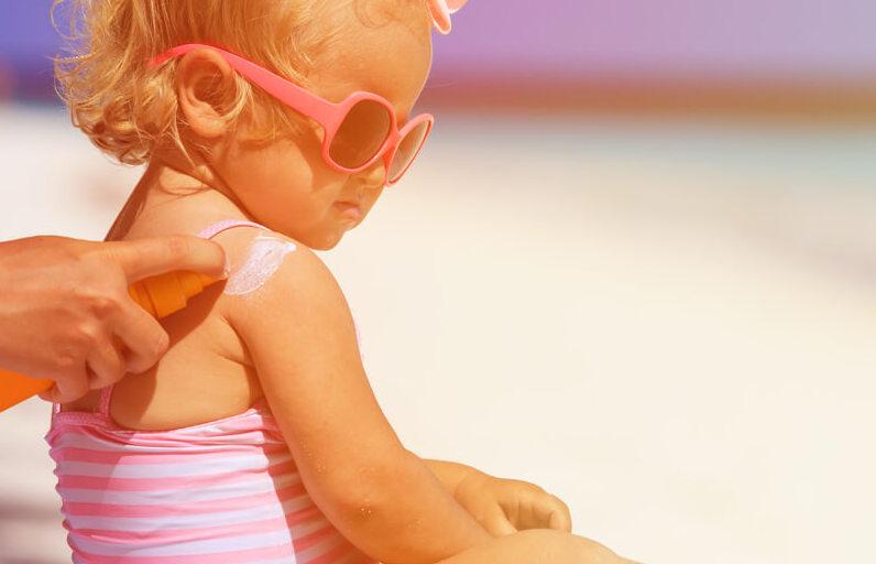Bebekler İçin En İyi Güneş Kremi Önerisi