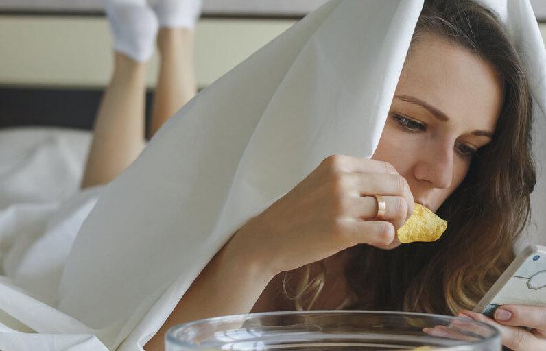 Binge Eating Nedir? Cilde Olan Etkisi Nedir?