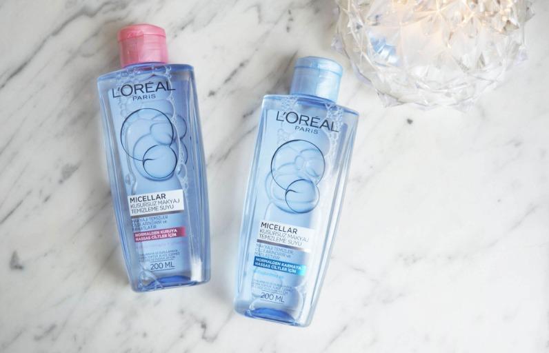 Deniyoruz: L'Oréal Paris Makyaj Temizleme Suyu