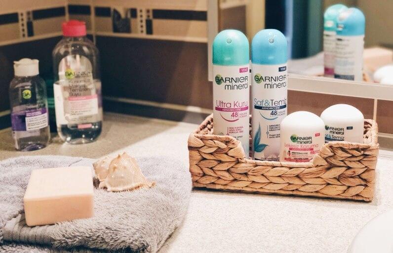 Öneriyoruz: Garnier Mineral Deodorant Çeşitleri