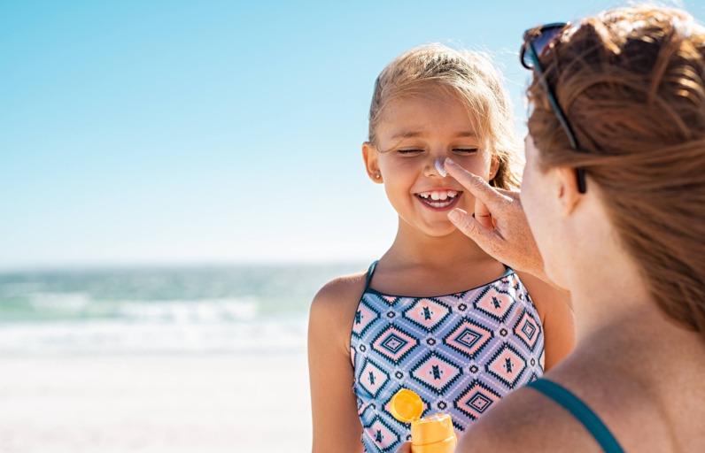 Çocuklar İçin En İyi 3 Güneş Kremi Önerisi
