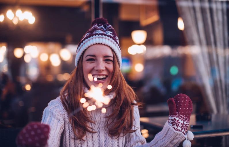 Yeni yılı en güzel halinle karşılamak için yapman gerekenleri açıklıyoruz!