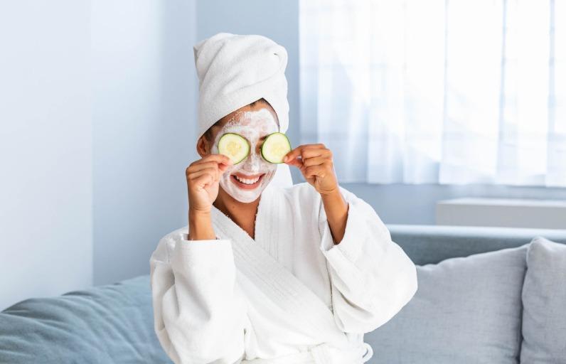 Evde cilt canlandırıcı maske önerileri!