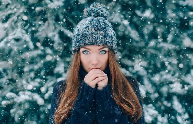 Kışın Cilt Kuruluğunu Önlemenin 7 Yolu