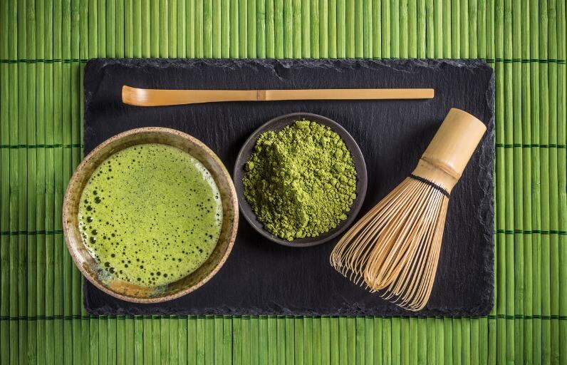 Matcha Çayı Nedir? Matcha Çayının Faydaları Nelerdir?