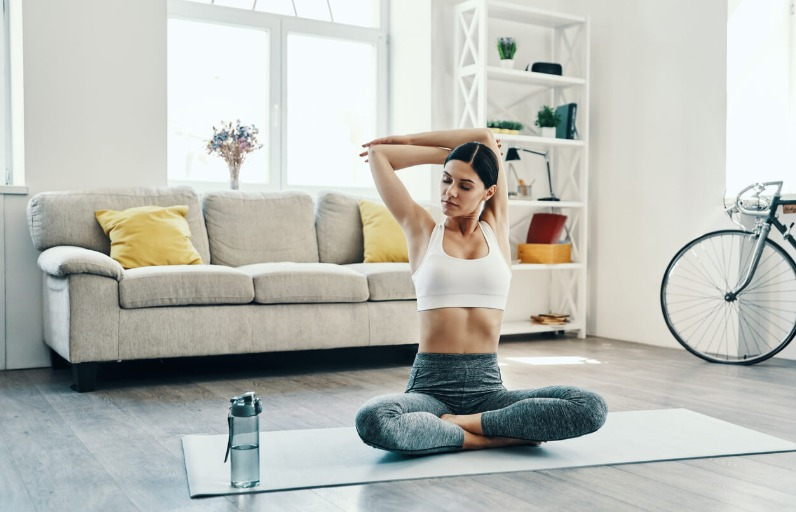 Evde Pilates Yapmanın Yararları Nelerdir?